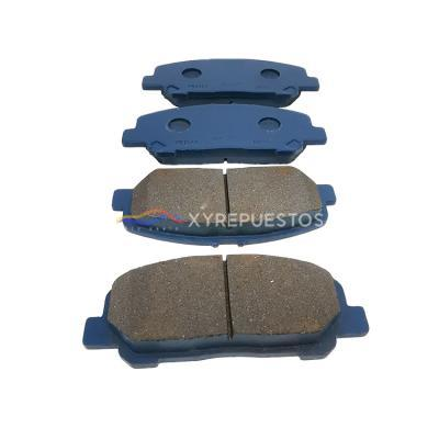 04465-28520 Brake Pads Front Brake Pad For Toyota ACR50 Land Cruiser 2008-2016
