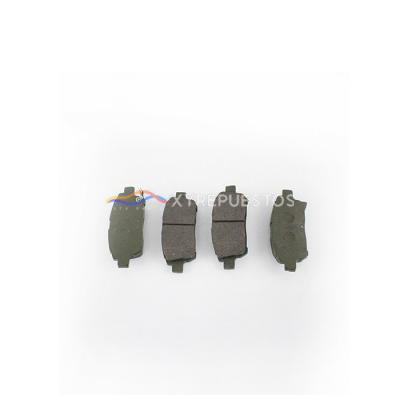 04465-52100 Spare Parts Brake Pads for Toyota