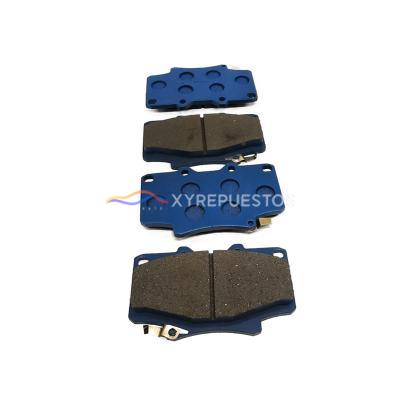 04465-YZZ53 04465-60020 Brake Pads for Toyota Vitz Ksp90