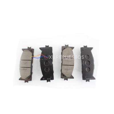 04465-YZZR7 Brake Pads for Toyota Camry 04465-33471 Car Parts