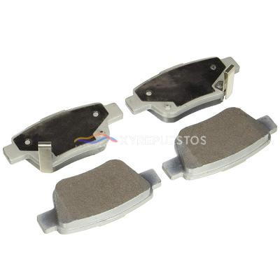 04466-05010 Brake Pad Set Parts for Toyota Avensis
