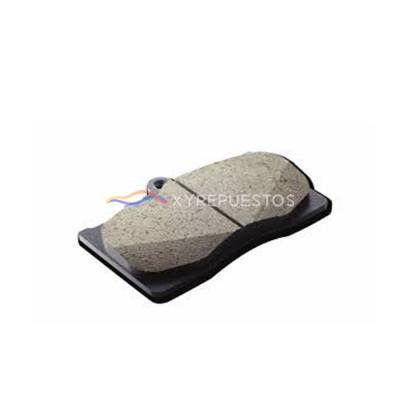 04466-33110 Semi-Metal Brake Pad for Toyota Lexus