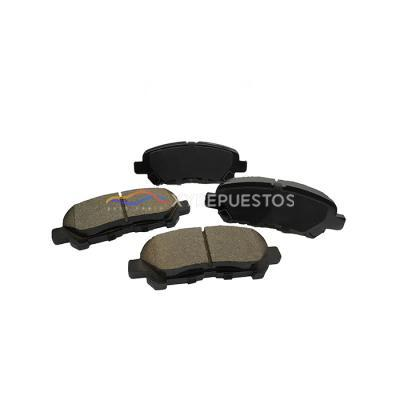 04466-48120 Brake Pads for Toyota Highlander Asu40