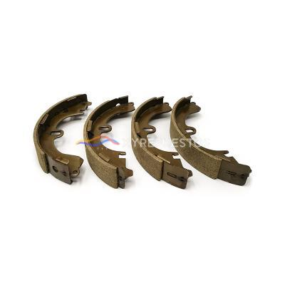 04495-20150 Auto Chassis Parts Brake Shoes For Toyota CARINA COROLLA Celica