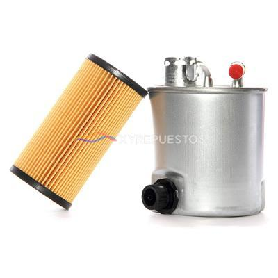 23300-79525 Automotive In line Fuel Filter for Toyota
