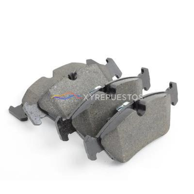 34116769951 Genuine Auto Parts Car Brake Pads for BMW 116I