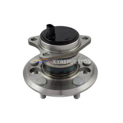 3DACF026F-8DS Wheel Hub Bearing Assembly for Toyota