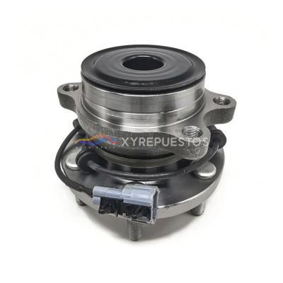 3DUF050F-3 40202-EB70B Wheel Hub Bearing Unit For Nissan Navara D40 2WD