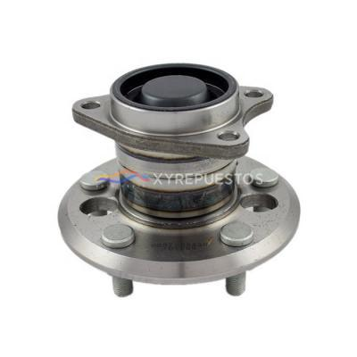 42410-06030 XYREPUESTOS AUTO ENGINE PARTS Repuestos Al Por Mayor Wheel Hub Bearing Assembly for toyota  RODAMIENTO