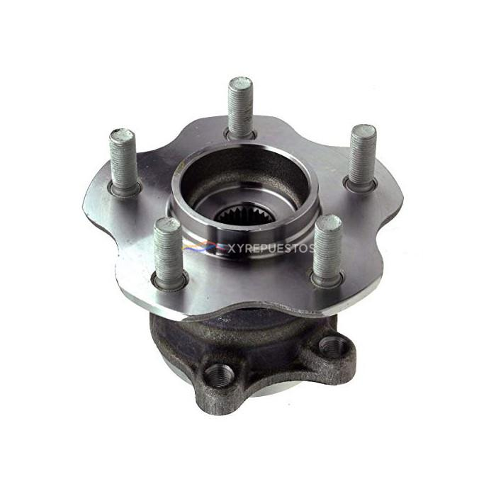 43202-JG000 Wheel Bearing Automotive Unit Bearing For Nissan