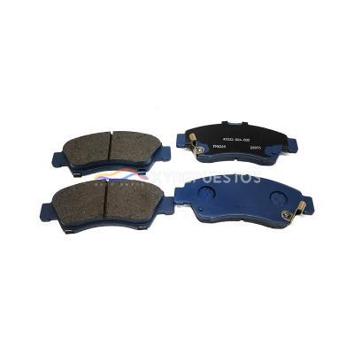 45022-S04-G00 Brake Pads Auto Spare Parts for TOYOTA Yaris/Vitz 2007-2016