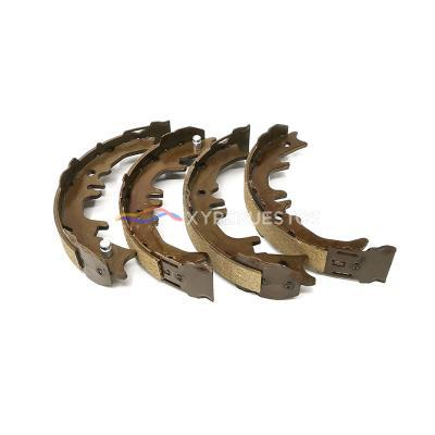46550-48050 Brake Shoe Set For LEXUS RX350 3500 2GR-FKS TOYOTA Highlander 3500 2GR-FE