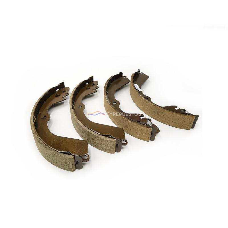 D4060-JX02A D4060-JX00A Brake Shoes for NISSAN NV Vanette 1600 HR16DE NV200 Van 1500 HR15DE
