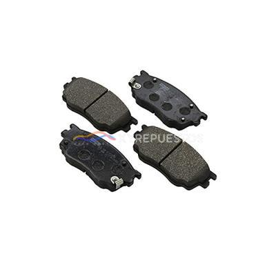 G1yc-33-28zb XYREPUESTOS AUTO PARTS Repuestos Al Por Mayor Pad Kit Brake for Mazda 626V GF