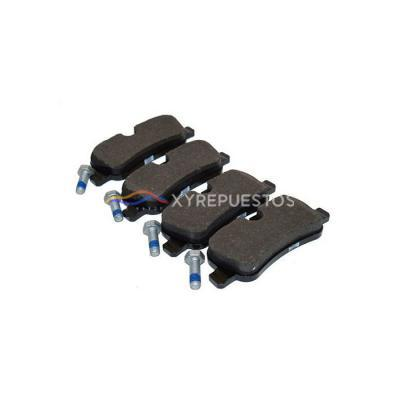 SFP500010 XYREPUESTOS AUTO PARTS Repuestos Al Por Mayor Auto Part Front Brake Pads for Mitsubishi Pejaro Auto Parts